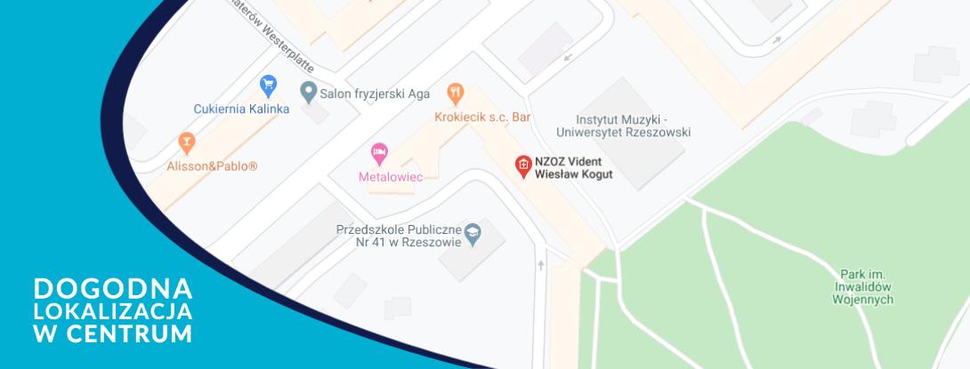 Gabinet stomatologiczny Rzeszów - Vident